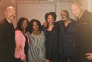Jerry Craft, Alicia D. Williams, Renee Watson, Tayari Jones, Gordon C. James, and Christopher Myers