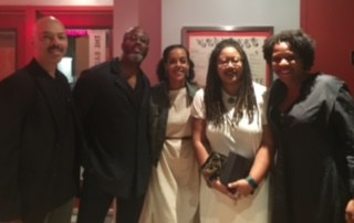 Jerry Craft, Gordon C. James, Lisa Lucas, N. K. Jemisin, and Tayari Jones