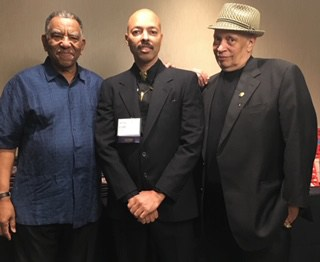 Paul Coates, Jerry Craft, and Walter Mosley